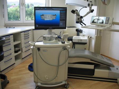 Digitale Abformung - Dr. Schwarzkopf-Streit, Dr. Feuerle, Zahnärzte in Bettringen
